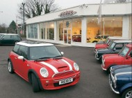 MINI Cooper S John Cooper Works, fot. Newspress