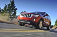 Nowy Jeep Grand Cherokee na 2011 rok fot. Jeep