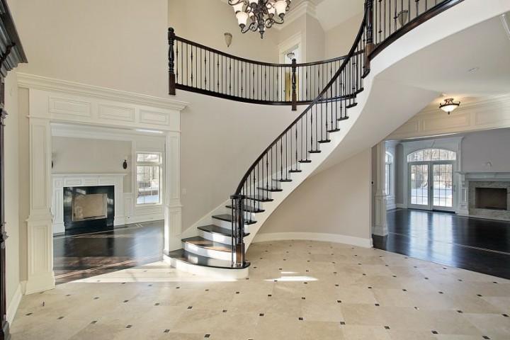 Reprezentacyjne schody w budynku strona 7 schody i - Scale ad angolo ...