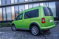 Volkswagen Cross Caddy 2014