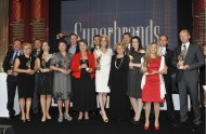 Superbrands Laureaci 2012
