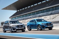 BMW X5 X6 M facelifting