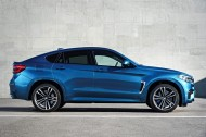 BMW X6 M facelifting