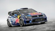 VW Polo WRC 2015 rajdy