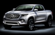 Mercedes-Benz pick-up prototyp