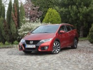 Test Honda Civic Tourer 2015 1.6L i-DTEC