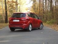 Test Ford C-Max 1.5/150 KM Ecoboost