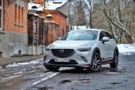 Test Mazda CX-3 2.0 150 KM AWD