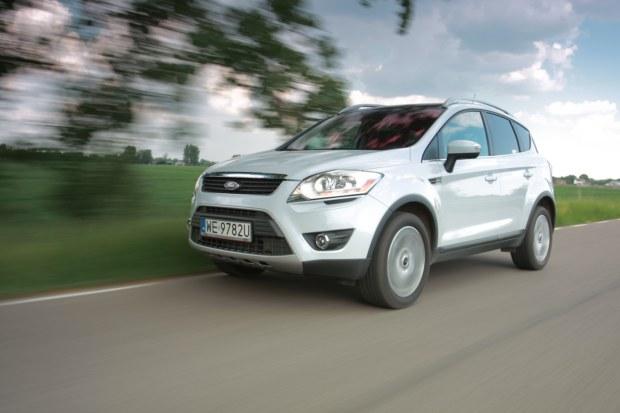 Ford Kuga Fot. Moto.wieszjak.pl