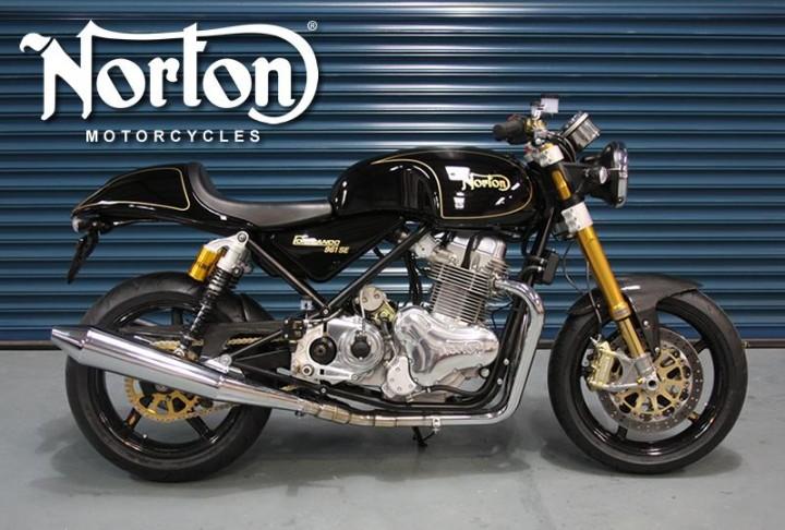 Norton Commando datovania