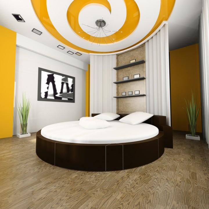 Dekoracja Na ścianę W Sypialni Galeria Projektowanie