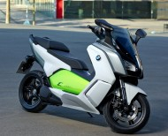 skuter BMW C evolution