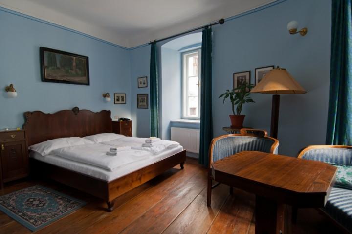 Zdjęcie nr 6: Sypialnia w kolorze niebieskim - galeria - Projekt sypialni - Sypialnia - Infor.pl