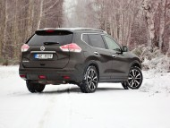 Test Nissan X-Trail dCi 130 KM All Mode 4x4 i