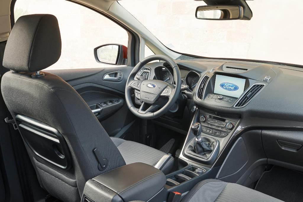 Rewelacyjny Pierwsza jazda: Ford C-MAX 2015 facelifting - Nowe - Testy aut YO12