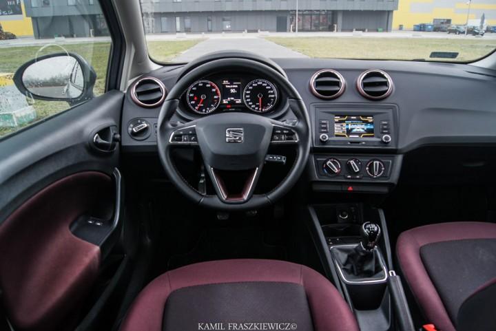 W Ultra Test Seat Ibiza 1.0 MPI - sprawdzone rozwiązanie - Nowe - Testy LE12