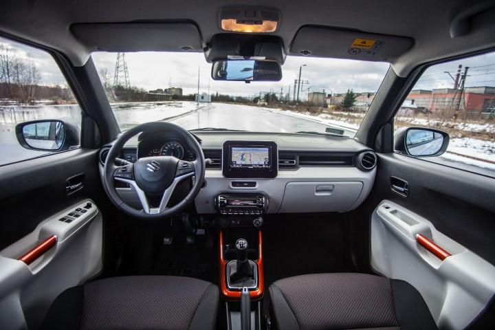 Zdjęcie Nr 8 Nowy Suzuki Ignis 2017 Cennik I Wrażenia Z