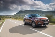 Peugeot 3008 z tytułem Car of the Year 2017