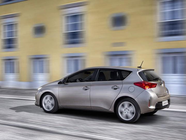 Uzywane Toyota Auris Ii Od 2012 Opinie Uzytkownikow I Tyowe