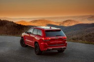 Jeep Grand Cherokee Trackhawk / fot. Jeep